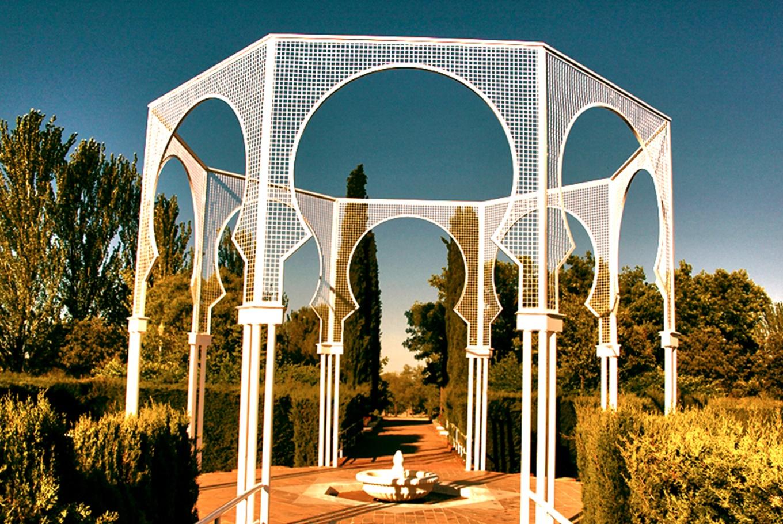 Taller para familia 'Viaje por el jardín de las tres culturas' en Parque Juan Carlos I (Madrid)