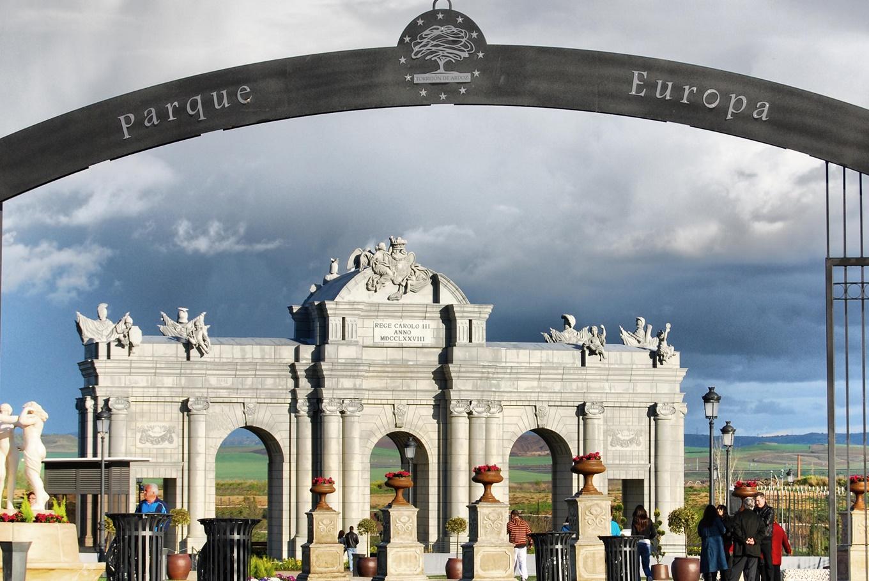 Excursión por el Parque Europa en Parque Europa (Torrejón de Ardoz)