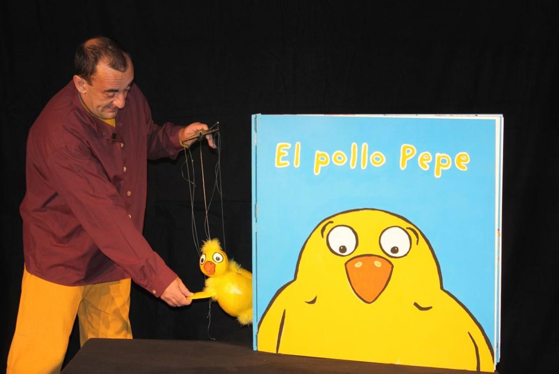 Teatro 'El pollo Pepe' en Sala de Teatro Bululú (Madrid)