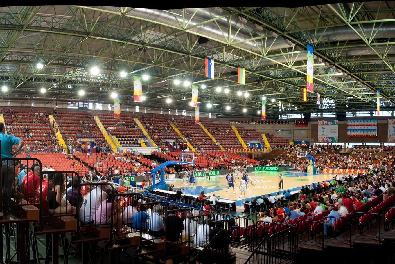 Palacio Municipal de Deportes San Pablo
