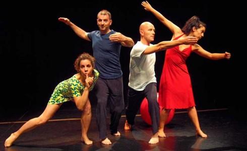 Espectáculo 'Silencio...danza' en SAT! Sant Andreu Teatre (Barcelona)
