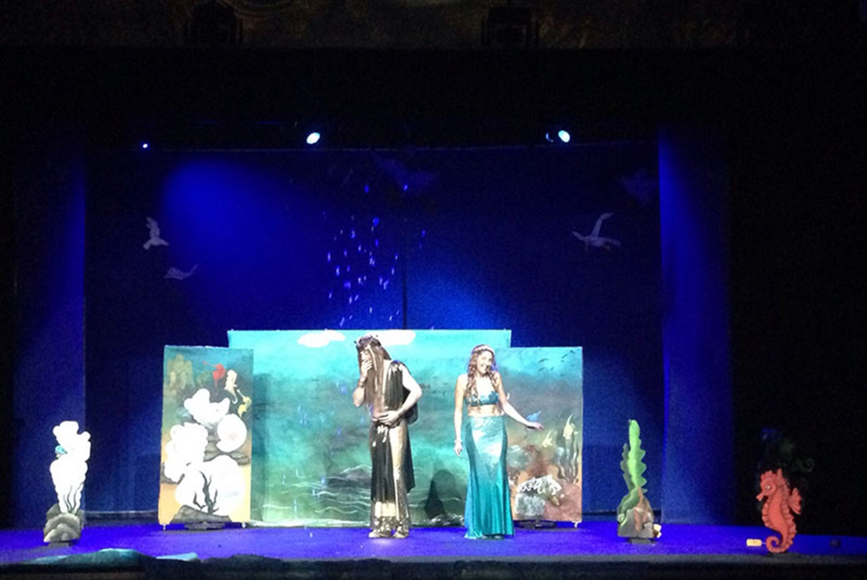 Musical 'La Sirenita' en Teatro Arlequín Gran Vía (Madrid)