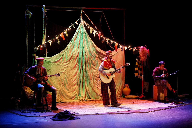 Espectáculo 'Per un instant' en SAT! Sant Andreu Teatre (Barcelona)