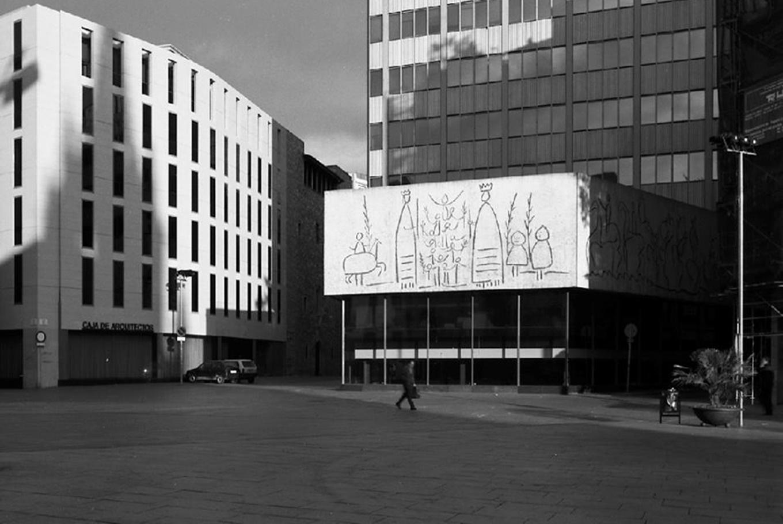Lugares para ni os en barcelona - Colegio arquitectos barcelona ...