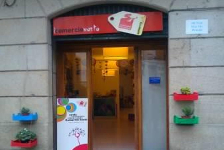 Tienda de Comercio Xusto Ourense