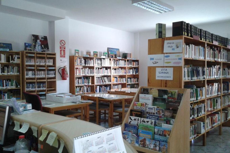 Biblioteca Pública Cabo de Gata