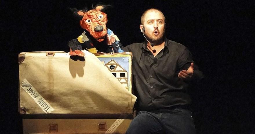 Teatro 'Abelardo y los miedos' en Teatros Luchana (Madrid)