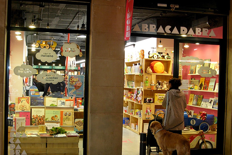 Librería Abracadabra