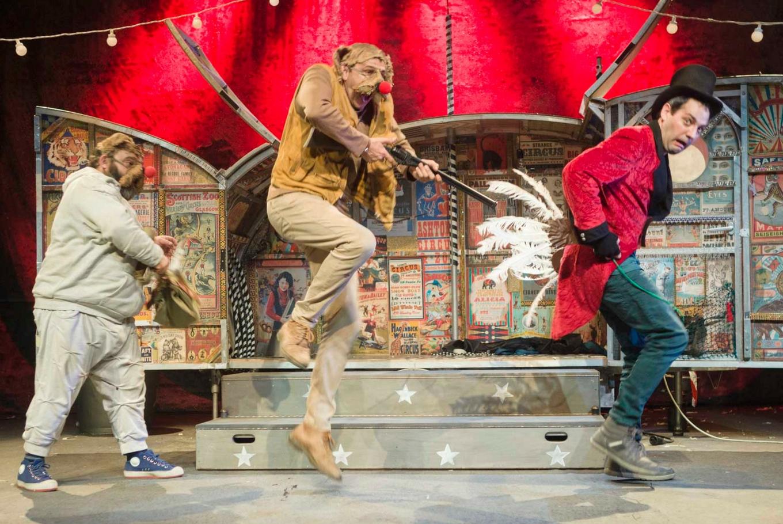 Espectáculo 'Lunaticus Circus' en Teatro Alameda (Sevilla) (Sevilla)