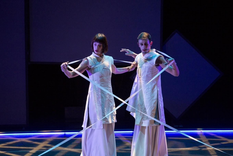 Danza infantil 'Akari' en LaSala Teatre (Sabadell)