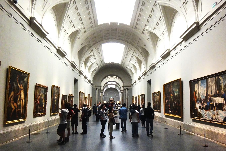 'Around the World in a Painting' en Museo Nacional del Prado (Madrid)