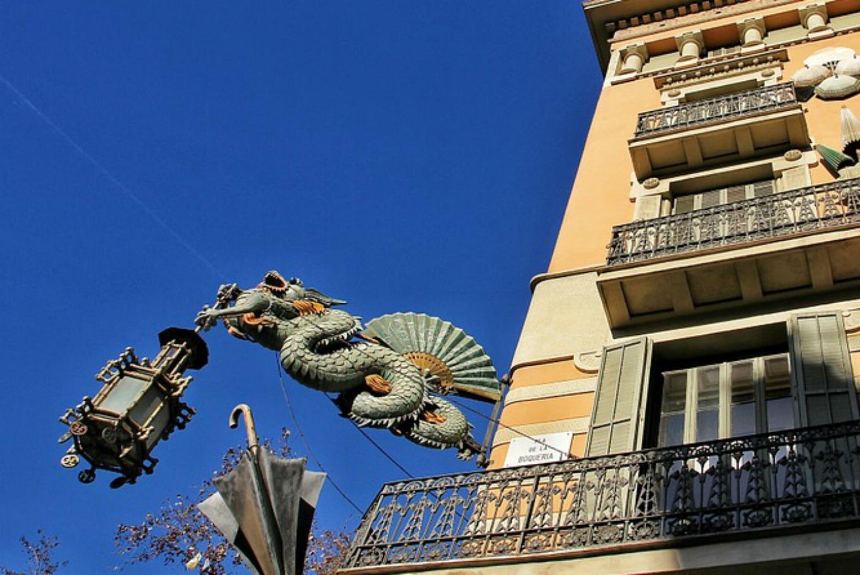 Atrapa a los dragones en familia en Plaça de Catalunya (Barcelona)