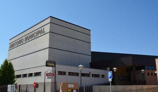 Auditorio Municipal de Las Ventas de Retamosa