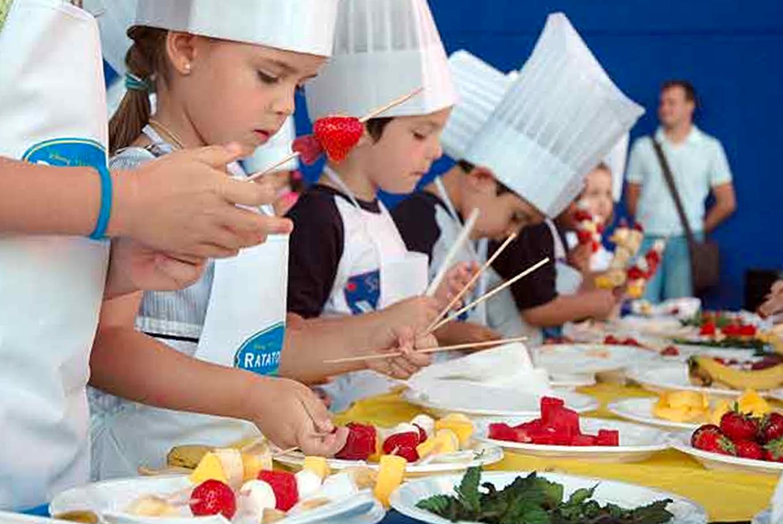 Campamento Culinario en Petit cuiner (Palma de Mallorca)