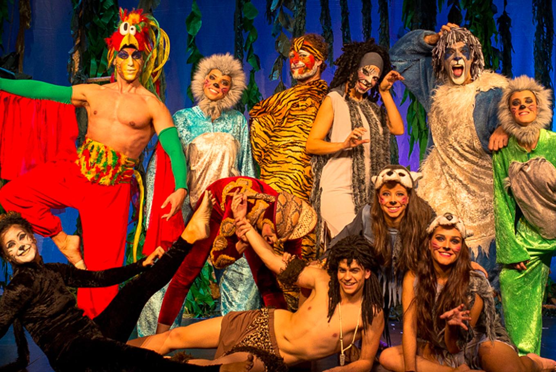 El Libro de la Selva en Teatre Flumen (Mislata)