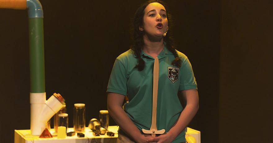Teatro 'El Laboratorio de los Sueños' en Teatros Luchana (Madrid)