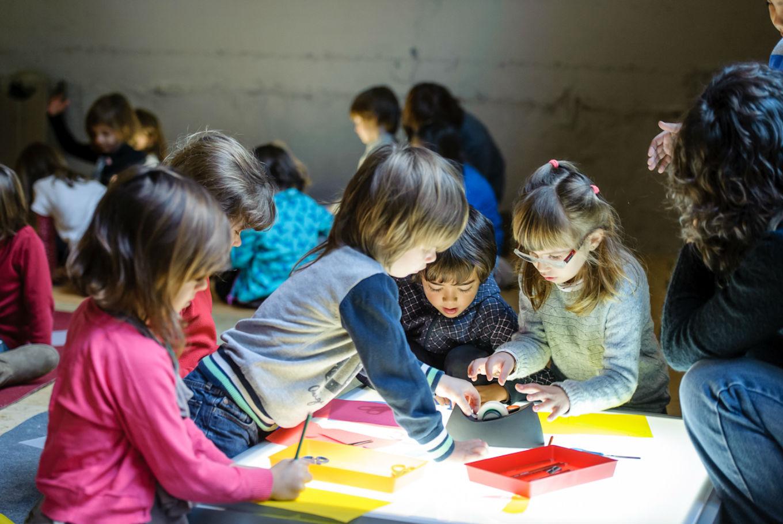 Taller infantil: 'Visitamos y experimentamos el Palau' en Palau de la Música Catalana (Barcelona)