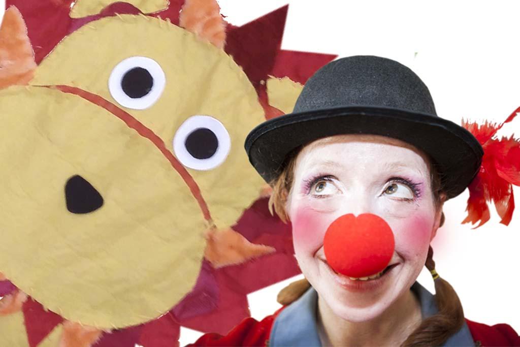 Circo para bebés 'Baby Circus' en Teatro Galileo (Madrid)