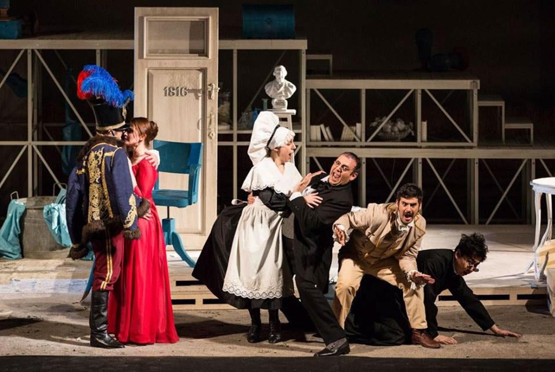 Ópera 'El jove barber de Sevilla' en Gran Teatre del Liceu (Barcelona)