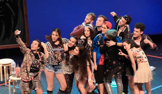Ópera para niños 'Bastián y Bastiana' en Teatros del Canal (Madrid)