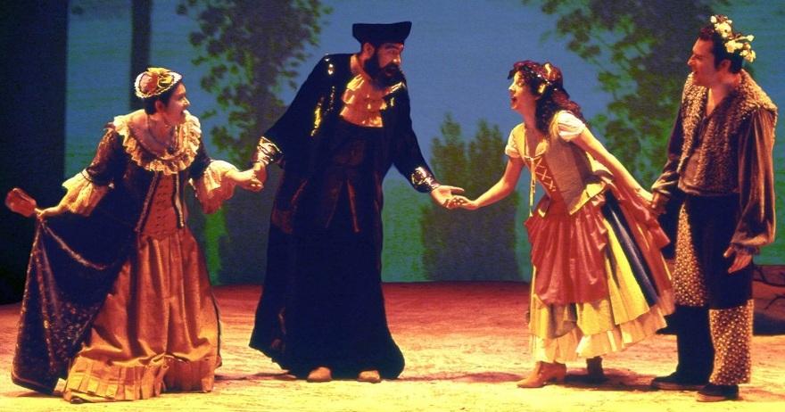 Ópera infantil 'Bastián y Bastiana' en Teatro Tarambana (Madrid)