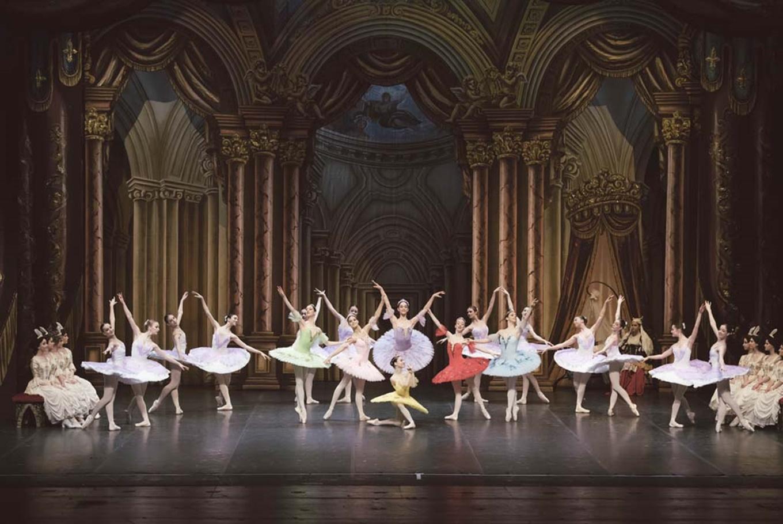 Ballet 'La Bella Durmiente' en Teatro Circo (Albacete)