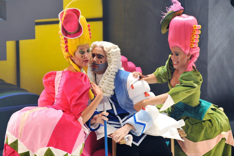 Espectáculo 'La Cenicienta' en Teatro de la Maestranza de Sevilla (Sevilla)
