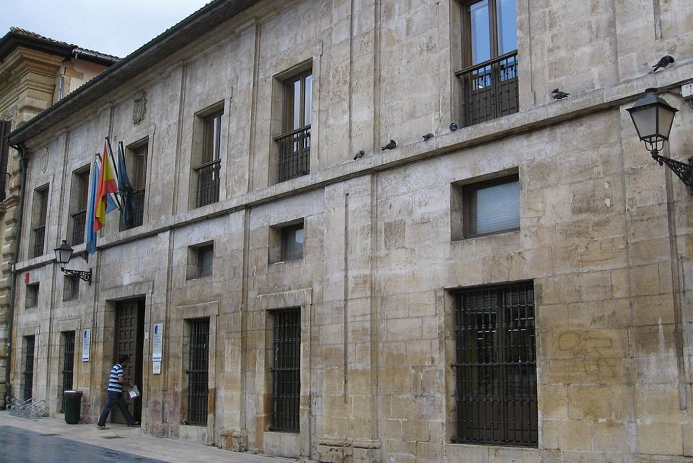 Biblioteca de Asturias Ramón Pérez de Ayala