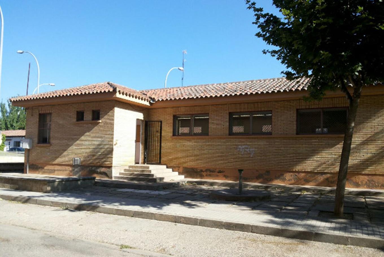 Biblioteca municipal Ramón J. Sender