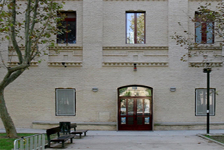Biblioteca Municipal Manuel Alvar Zaragoza