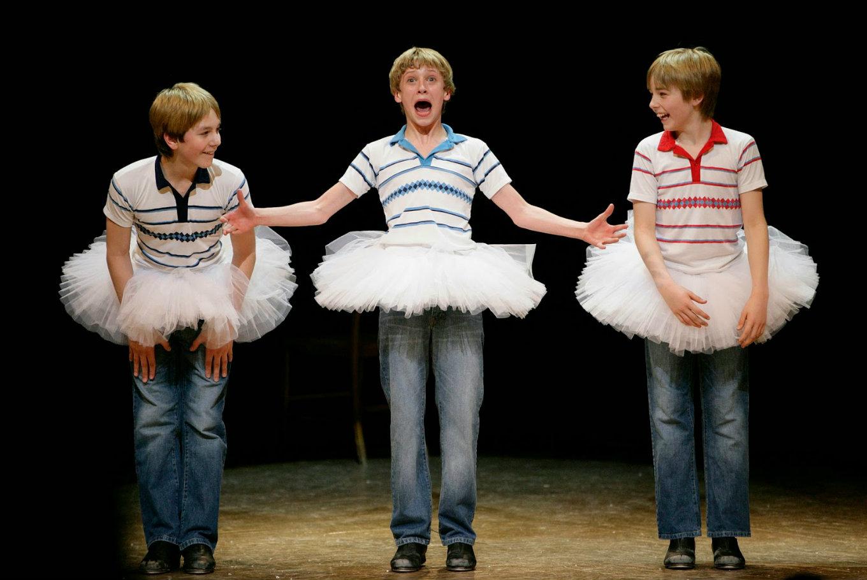 'Billy Elliot, el musical' en Nuevo Teatro Alcalá (Madrid)