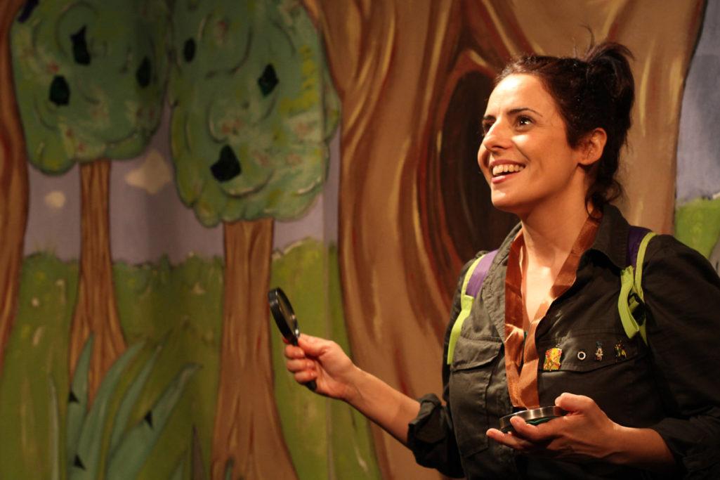 Teatro Infantil 'El Bosque de los Elementos' en Sala Nueve Norte (Madrid)