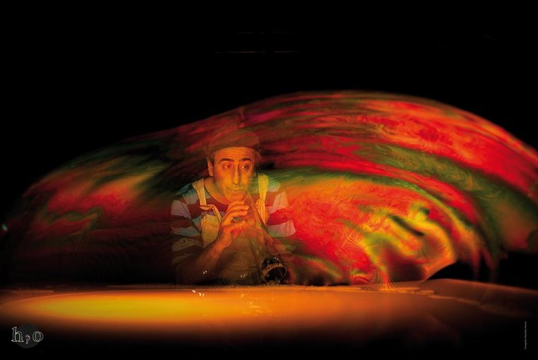 Espectáculo 'Burbujas Mágicas ¡UUUiii!' en Teatro Circo (Albacete)
