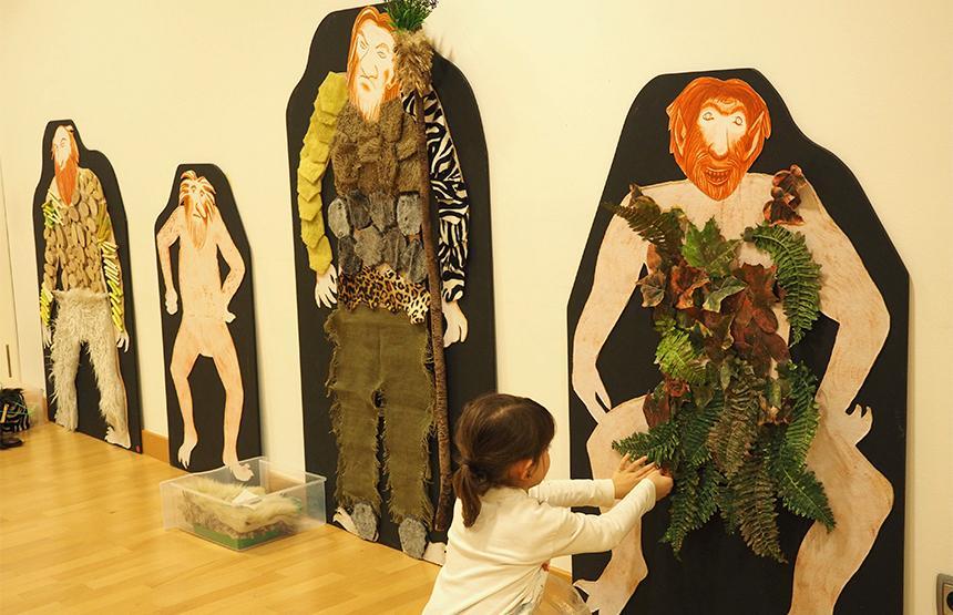 Taller 'Personajes a Escena' en CaixaForum Madrid (Madrid)