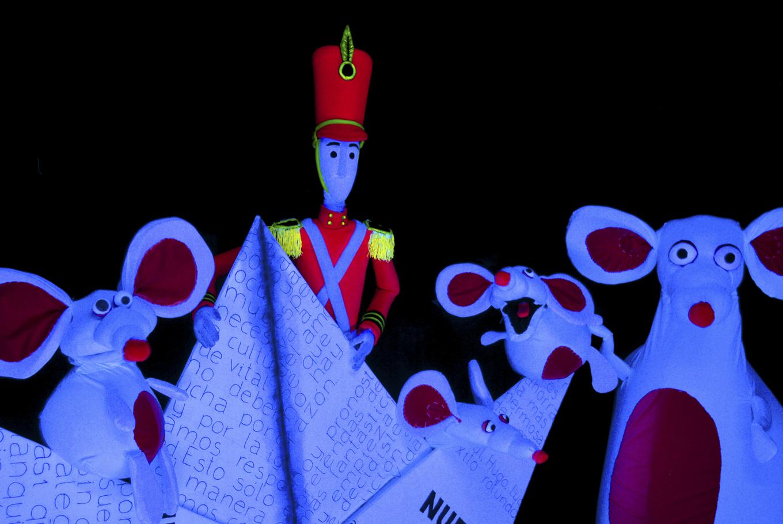 Teatro 'El soldadito de plomo' en Teatro de Rojas (Toledo)