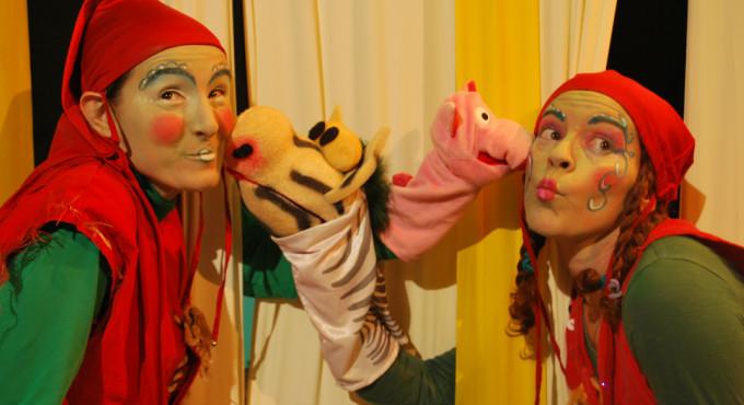 Teatro '¿Cómo te lo cuento?' en Teatros Luchana (Madrid)