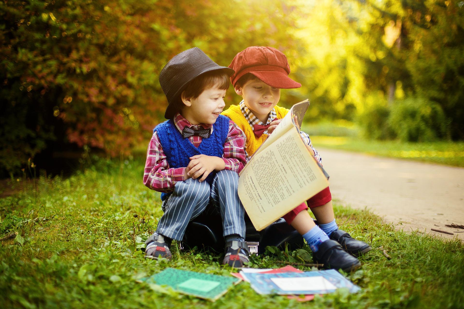 Cuentacuentos 'Storytimes con Kids&Us' en Biblioteca de Aragón (Zaragoza)