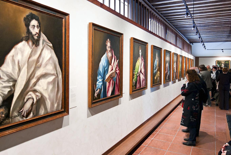 Campamento 'Equinoccio Greco' en Museo del Greco (Toledo (Toledo)
