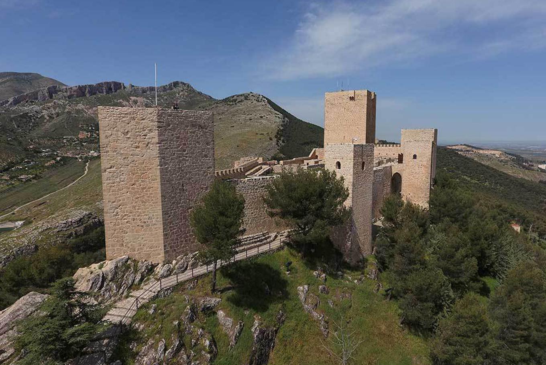 Cuentacuentos y gymkana en el Castillo de Santa Catalina en Castillo de Santa Catalina (Jaén)