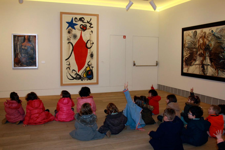 Taller 'Mi museo ideal: Dioramas' en Museo de Bellas Artes de Asturias (Oviedo)