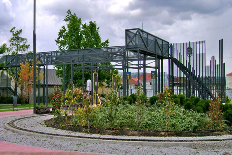 Parque ferroviario Carrileiros