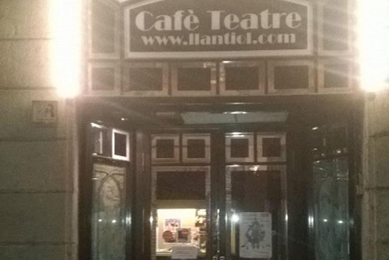 Llantiol Cafè Teatre