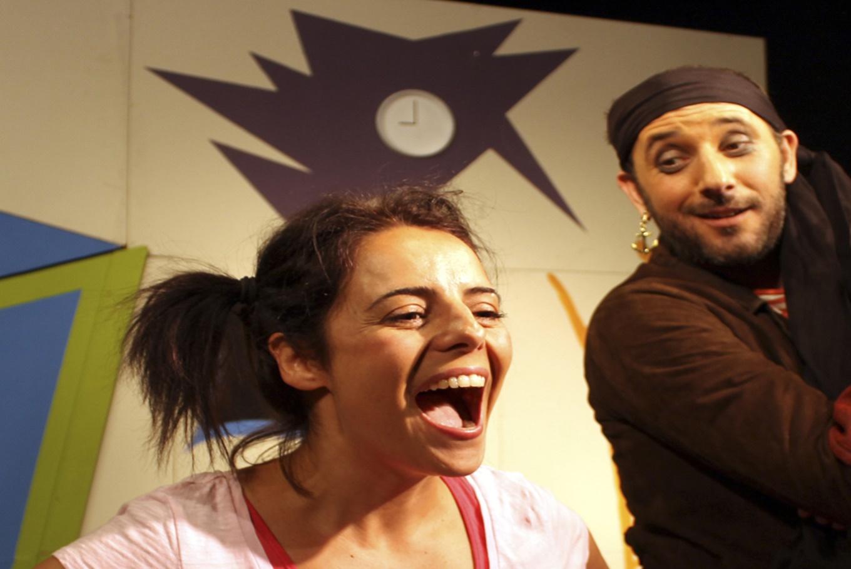 Teatro 'En busca del calcetín perdido' en Sala Nueve Norte (Madrid)