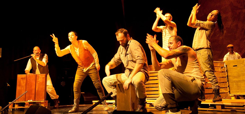 Danza 'Cambuyón' en Teatro Auditorio Ciudad de Alcobendas (Alcobendas)
