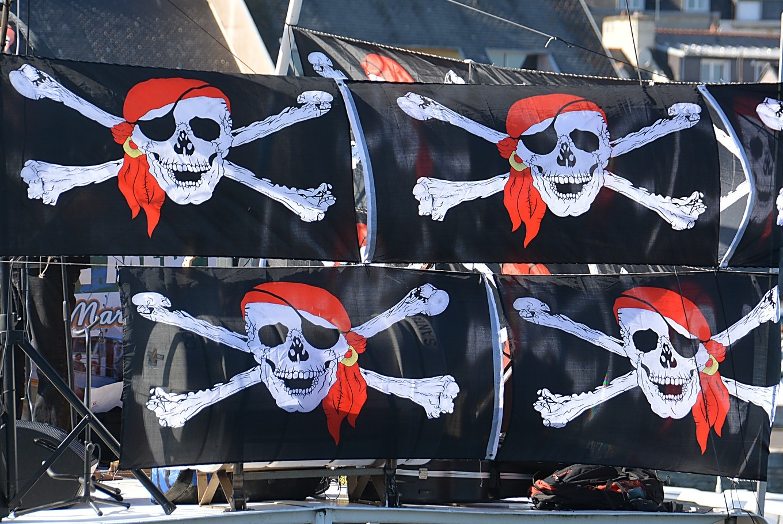 Campamento de verano 'Tesoros piratas' en Tesoros Pirata (Badajoz)