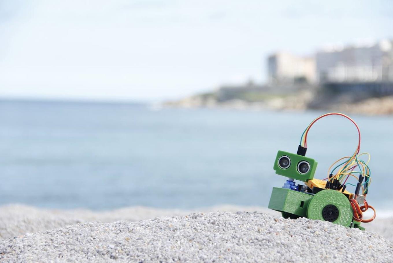 Campamento 'Impresión 3D' en M8Factorial! (A Coruña)