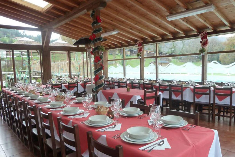 Restaurante-Merendero Camping Deva