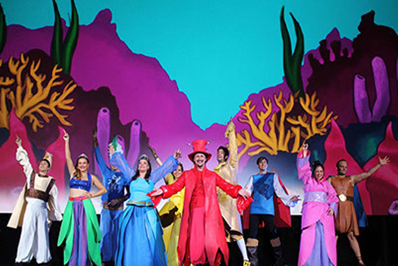 Cantajuego con 'Viva mi planeta' en Teatro Municipal Buero Vallejo (Alcorcón)