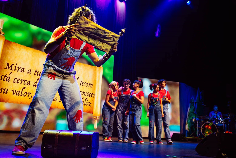 Concierto Cantajuego 'Viva mi planeta' en Palacio de Congresos de Badajoz (Badajoz)