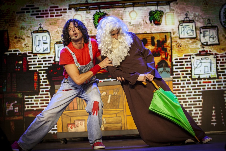 CantaJuego presenta '¡Viva mi planeta!-La fiesta de mi pueblo' en Auditorio del Forum (Barcelona)